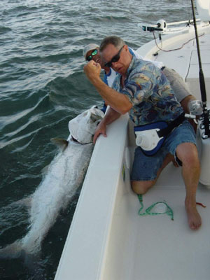 Charlotte harbor tarpon fishing