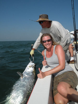 Fort Myers tarpon fishing